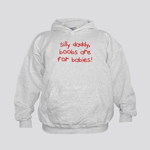 Silly Daddy Kids Hoodie