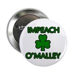 """Impeach O'Malley 2.25"""" Button (100 pack)"""