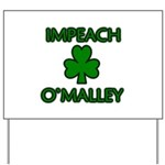 Impeach O'Malley Yard Sign