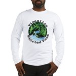 Visualize Whirled Peas Long Sleeve T-Shirt