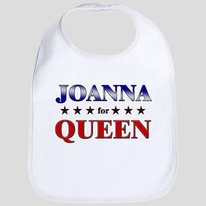 JOANNA for queen Bib