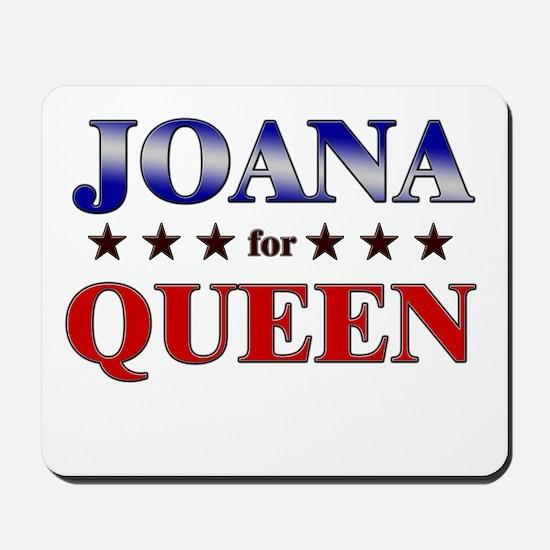 JOANA for queen Mousepad