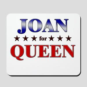 JOAN for queen Mousepad