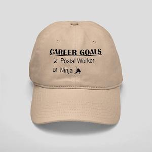 Postal Worker Career Goals Cap