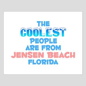Coolest: Jensen Beach, FL Small Poster