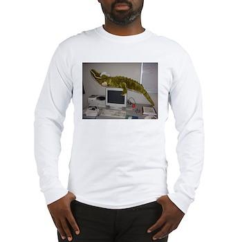 Long Sleeve Croc T-Shirt