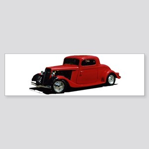 Helaine's Hot Rod 2 Bumper Sticker