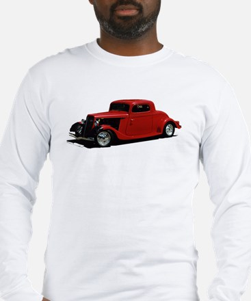 Helaine's Hot Rod 2 Long Sleeve T-Shirt