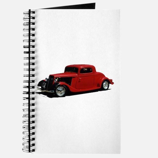 Helaine's Hot Rod 2 Journal