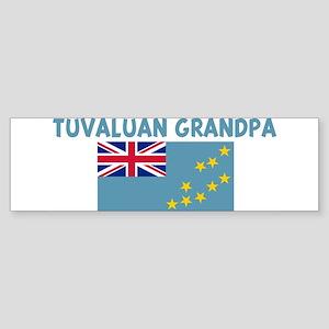 TUVALUAN GRANDPA Bumper Sticker