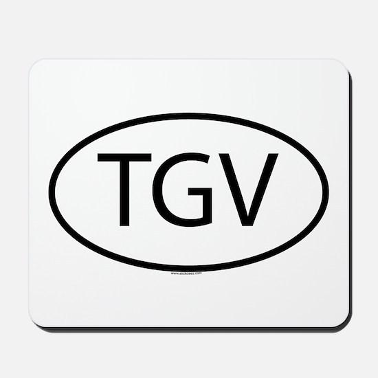 TGV Mousepad
