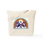 Celtic Lovers Tote Bag