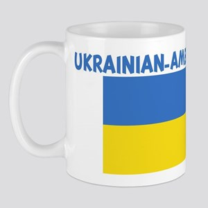 UKRAINIAN-AMERICAN Mug