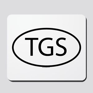 TGS Mousepad