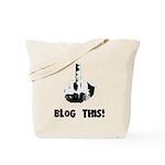 Blog This! Tote Bag