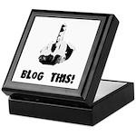 Blog This! Keepsake Box