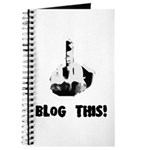 Blog This! Journal