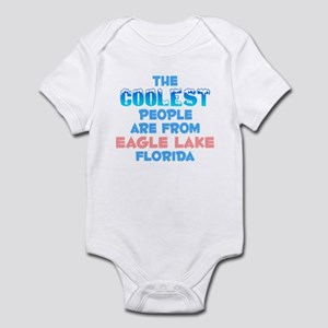 Coolest: Eagle Lake, FL Infant Bodysuit
