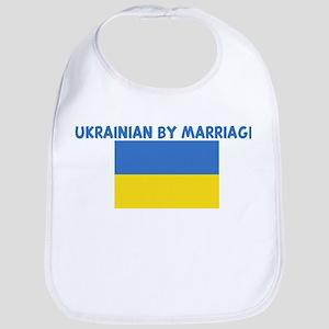 UKRAINIAN BY MARRIAGE Bib