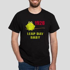 1928 Leap Year Baby Dark T-Shirt