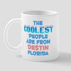 Coolest: Destin, FL Mug