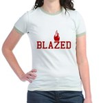 Blazed Jr. Ringer T-Shirt