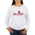 Blazed Women's Long Sleeve T-Shirt
