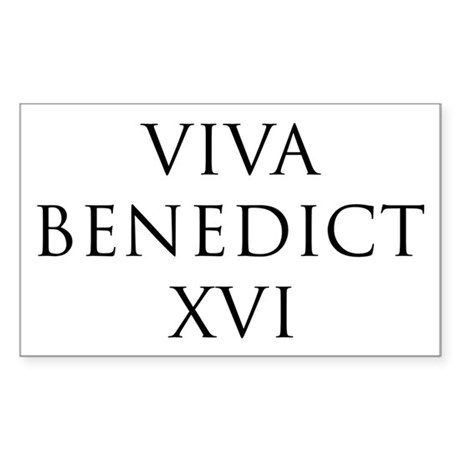 Viva Benedict Sticker #R1 by Covenant Gear