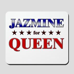 JAZMINE for queen Mousepad