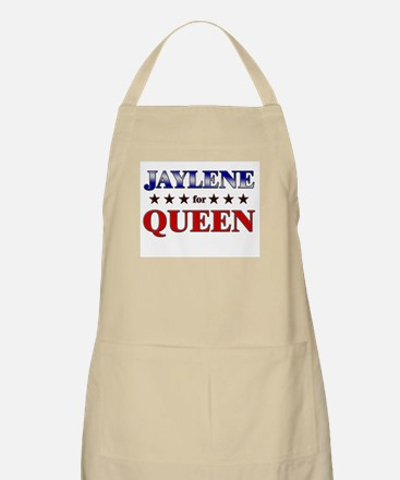 JAYLENE for queen BBQ Apron