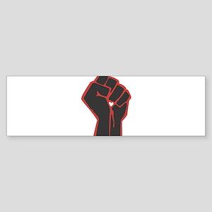 Love Resistance Bumper Sticker