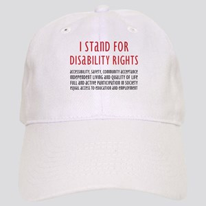 Disability Rights Cap