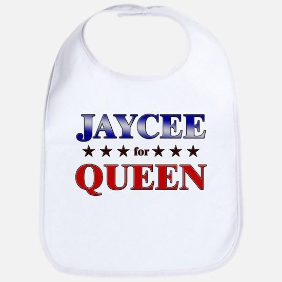 JAYCEE for queen Bib