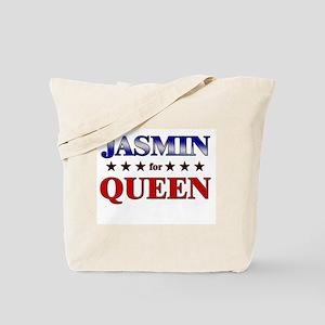 JASMIN for queen Tote Bag