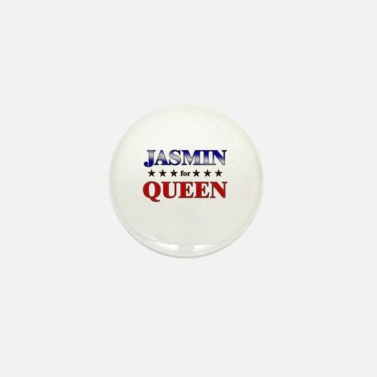 JASMIN for queen Mini Button