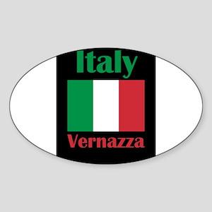 Vernazza Italy Sticker