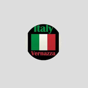 Vernazza Italy Mini Button