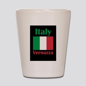 Vernazza Italy Shot Glass