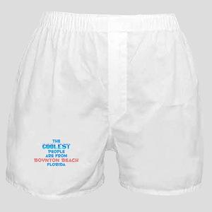 Coolest: Boynton Beach, FL Boxer Shorts