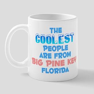Coolest: Big Pine Key, FL Mug