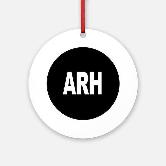 ARH Ornament (Round)