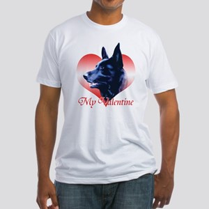 Black Shep Valentine Fitted T-Shirt