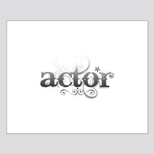 Urban Actor Small Poster