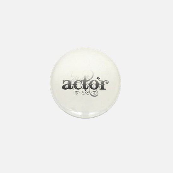 Urban Actor Mini Button