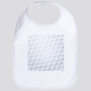 Golf Ball Texture Baby Bib