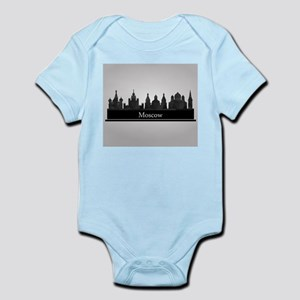 Moscow skyline Body Suit