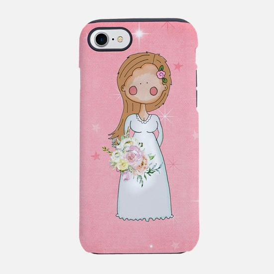 Here Comes The Bride iPhone 8/7 Tough Case