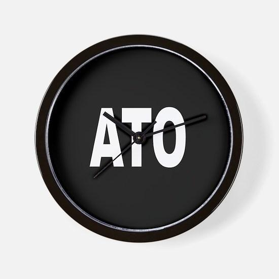ATO Wall Clock