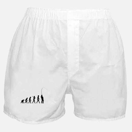 Fishing Boxer Shorts