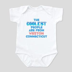 Coolest: Weston, CT Infant Bodysuit